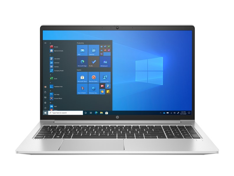 Laptop HP Probook 450 G8 (2Z6K9PA)/ Silver/ Intel Core i5-1135G7 (up to 4.20 Ghz, 8MB)/ RAM 8GB DDR4/ 256GB SSD/ Intel Iris Xe Graphics/ 15.6 inch FHD/ WL+BT/ LED_KB/ ALU/ 3 Cell/ Win 10/ 1 Yr