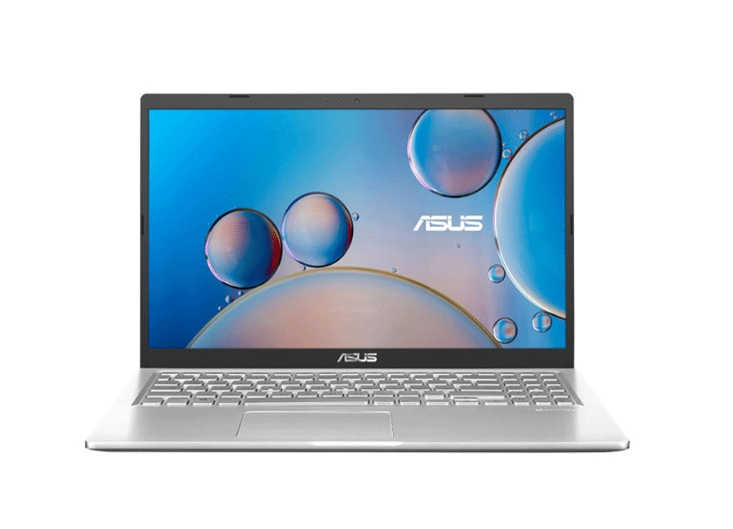 Laptop Asus Vivobook X415MA-BV088T/ Silver/ Pentium N5030 (1.10 Ghz, 4 MB)/ RAM 4GB DDR4/ 256GB SSD/ Intel UHD Graphics/ 14 inch HD/ 2 Cell 37 Whrs/ Win 10/ 2 Yrs
