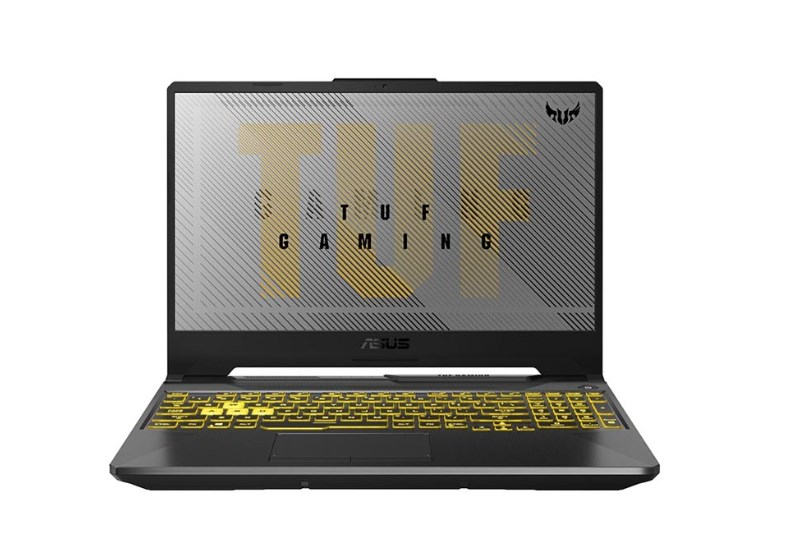 Laptop Asus TUF Gaming FA706II-H7286T/ Grey/ AMD Ryzen 7 4800H (2.90Ghz, 8MB)/ RAM 8GB DDR4/ 512GB SSD/ 17.3 inch FHD/ Nvidia Geforce GTX 1650 Ti 4GB/ 3 Cell 48 Whr/ Win 10/ 2 Yrs