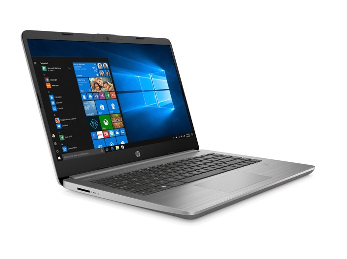 Laptop HP 340s G7 (2G5C7PA)/ Grey/ Intel Core i7-1065G7 (1.30 Ghz, 8MB)/ RAM 4GB DDR4/ 512GB SSD/ 14 inch FHD/ Intel Iris Plus Graphics/ FP/ WL+BT/ 3 Cell 41 Whr/ Win 10SL/ 1 Yr