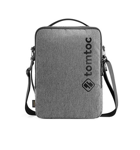 Túi đeo chéo tomtoc (usa) Urban Shoulder Bags For Ultrabook 15 inch Gray (h14-e02g)