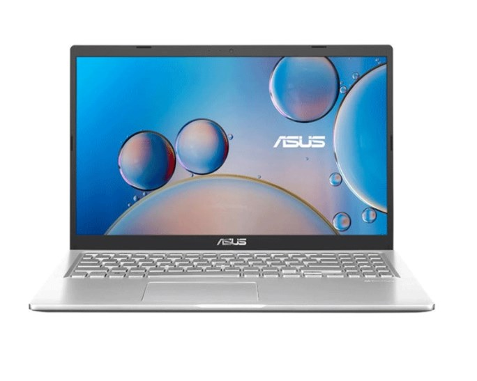 Laptop ASUS Vivobook X415EA-EK034T/ Silver/ Intel Core i5-1135G7 (up to 4.20 Ghz, 8 MB)/ RAM 4GB DDR4/ 512GB SSD/ 14 inch FHD/ Intel Iris Xe Graphics/ FP/ WL+BT/ 2 Cell 37 Whr/ Win 10SL/ 2 Yrs