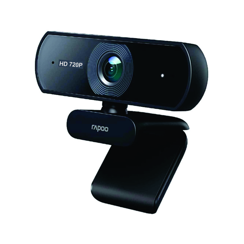 Webcam Rapoo C200 HD 720p