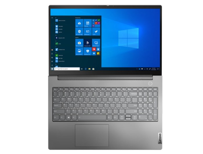 Laptop Lenovo Thinkbook 15 G2 ITL (20VE0070VN)/ Grey/ Intel Core i7-1165G7 (up to 4.70 Ghz, 12 MB)/ RAM 8GB DDR4/ 512GB SSD/ 15.6 inch FHD/ Intel Iris Xe Graphics/ FP/ WL+BT/ 3 Cell 45 Whr/ DOS/ 1 Yr