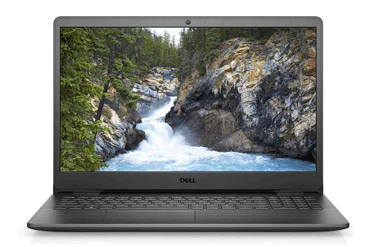 Laptop Dell Inspiron 3501 (70243203)/ Black/ Intel Core  i5-1135G7 (up to 4.20 Ghz, 8MB)/ RAM 4GB DDR4/ 256GB SSD/ 15.6 inch FHD/ Nvidia Geforce MX 330 2GB/ WL+BT/ Win 10H/ 1 Yr