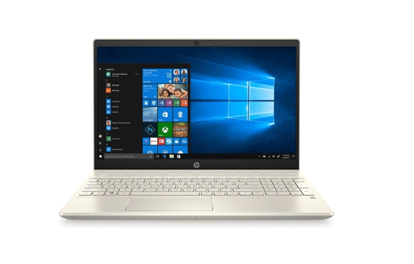 Laptop HP Pavilion 15-eg0072TU (2P1N3PA)/ Gold/ Intel Core i7-1165G7 (up to 4.70 Ghz, 12 MB)/ RAM 8GB DDR4/ 512GB SSD/ 15.6 inch FHD/ Intel Iris Xe Graphics/ Win 10/ 1 Yr