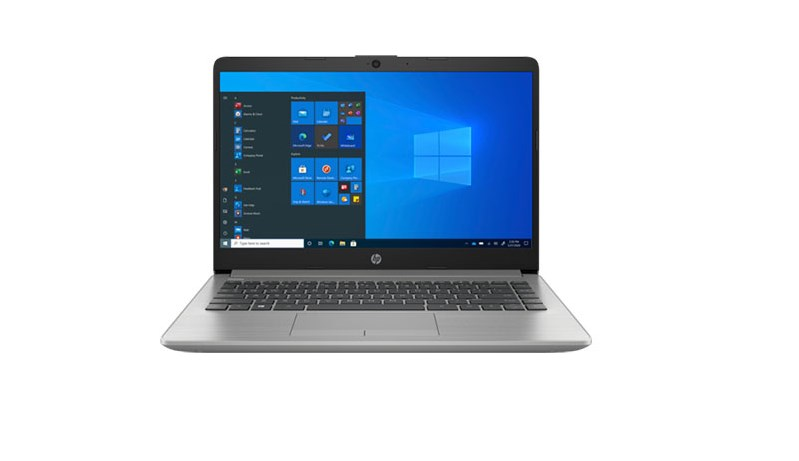 Laptop HP 240 G8 (342G5PA)/ Silver/ Intel Core i3-1005G1 (1.20 Ghz, 4 MB)/ RAM 4GB DDR4/ 256GB SSD/ Intel UHD Graphics/ 14 inch FHD/ 3 Cell 41 Wh/ Win 10/ 1 Yr