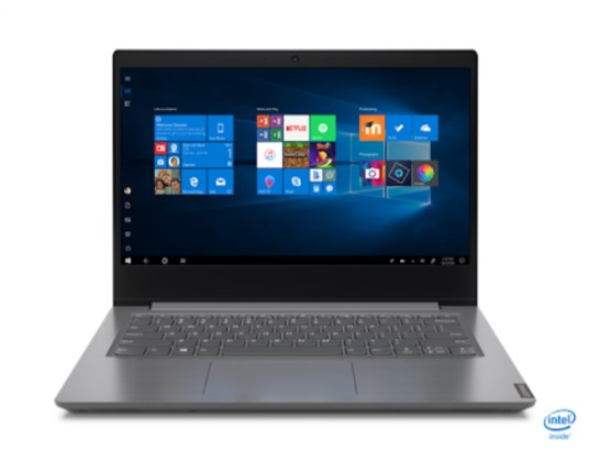 Laptop Lenovo V15 15IIL (82C5A01DVN)/ Grey/ Intel Core i5-1035G1 (1.0 Ghz, 6 MB)/ RAM 8GB DDR4/ 256GB SSD/ 15.6 inch HD/ Intel UHD Graphics/ 2 Cell/ DOS/ 1 Yr