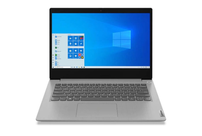 Laptop Lenovo Ideapad Slim 3 14ITL6 (82H700DNVN)/ Grey/ Intel Core i3-1115G4 (up to 4.10 Ghz, 6 MB)/ RAM 8GB DDR4/ 512GB SSD/ Intel UHD Graphics/ 14 inch FHD/ 2 Cell/ Win 10H/ 2 Yrs