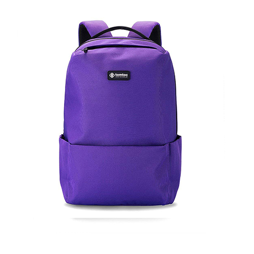 Balo Chống Trộm Tomtoc (USA) lightwweight camping laptop15 inch Purple (A72-E01P01)
