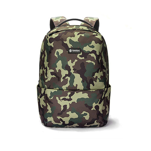 Balo Chống Trộm Tomtoc (USA) Lightwweight Camping Laptop15 inch Camo (A72-E01X01)