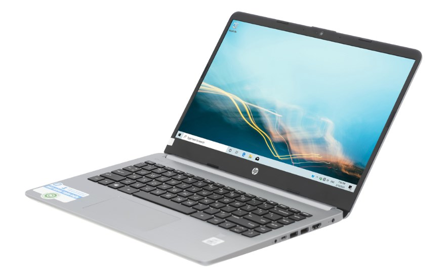 Laptop HP 340s G7 (2G5B9PA)/ Silver/ Intel core i5-1035G1 (1.0GHz, 6MB)/ Ram 4GB DDR4/ SSD 256GB/ Intel UHD Graphics/ 14.0 inch FHD/ Wf +BT/ 3Cell/ Dos/ 1Yr