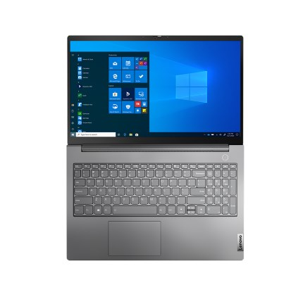 Laptop Lenovo ThinkBook 15 G2 ARE (20VG008XVN)/ Grey/ AMD Ryzen 4500U (2.30 Ghz, 8 MB)/ RAM 8GB DDR4/ 512GB SSD/ 15.6 inch FHD/ AMD Radeon Graphics/ FP/ WL+BT/ 3 Cell 45 Whr/ Win 10SL/ 1 Yr