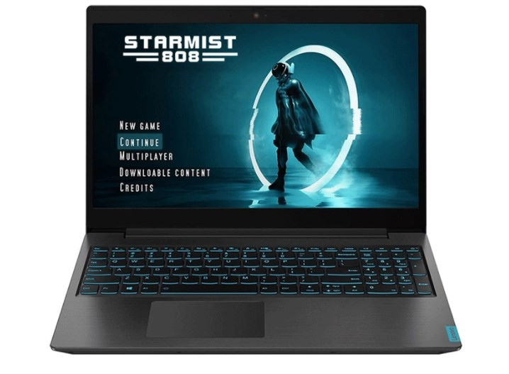 Laptop Lenovo IdeaPad Gaming L340-15IRH (81LK01J3VN)/ Grey/ Intel Core i5-9300HF (2.40 Ghz, 8 MB)/ RAM 8GB DDR4/ 512GB SSD/ 15.6 inch FHD/ Nvidia Geforce GTX 1650 4GB/ LED_KB/ Win 10/ 1 Yr