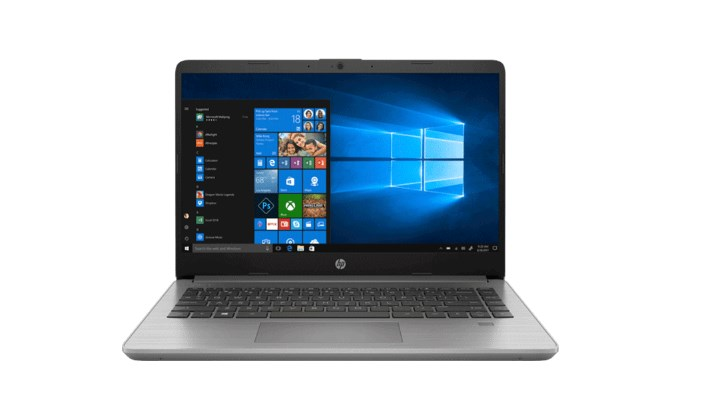 Laptop HP 340s G7 (36A43PA)/ Grey/ Intel Core i5-1035G1 (1.00 Ghz, 6 MB)/ RAM 8GB DDR4/ 256GB SSD/ 14 inch FHD/ Intel UHD Grapphics/ FP/ WL+BT/ 3 Cell 41 Whr/ Win 10SL/ 1 Yr