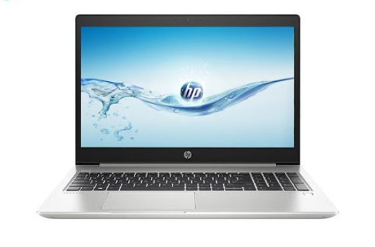 Laptop HP ProBook 455 G7 (1A1A8PA)/ AMD Ryzen R3 4300U/ Ram 4GB/ SSD 256GB/ AMD Radeon Graphics/ 15.6 inch HD/ 3Cell/ FP/ Win10H