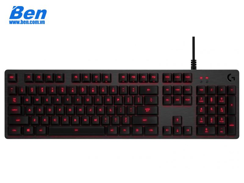 Bàn phím Logitech G413 Carbon MECHANICAL BACKLIT GAMING KEYBOARD