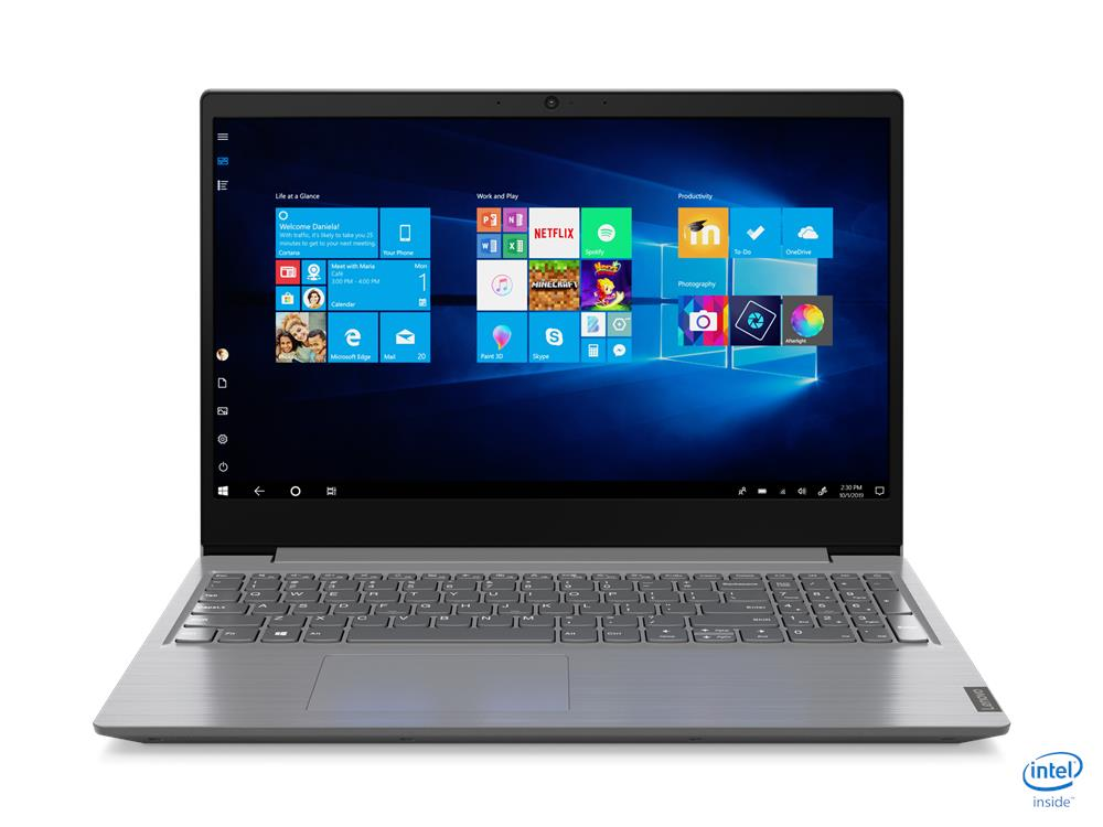 Laptop Lenovo V15-IIL (82C5A007VN)/ Grey/ Intel Core i3-1005G1 / Ram 4GB DDR4/ SSD 256GB/ 15.6 inch HD/ 2Cell/ Dos/ 1Yr