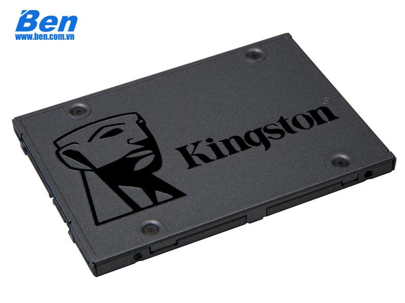 ổ cứng gắn trong Kingston SSDNOW SA400 960GB / 2.5 / Read up to 500MB / Write up to 450MB (SA400S37/960G)