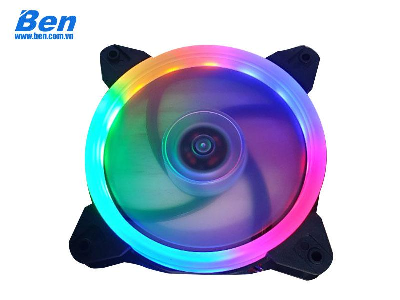 FAN CASE 1STPLAYER Rainbow R1 (Tray)