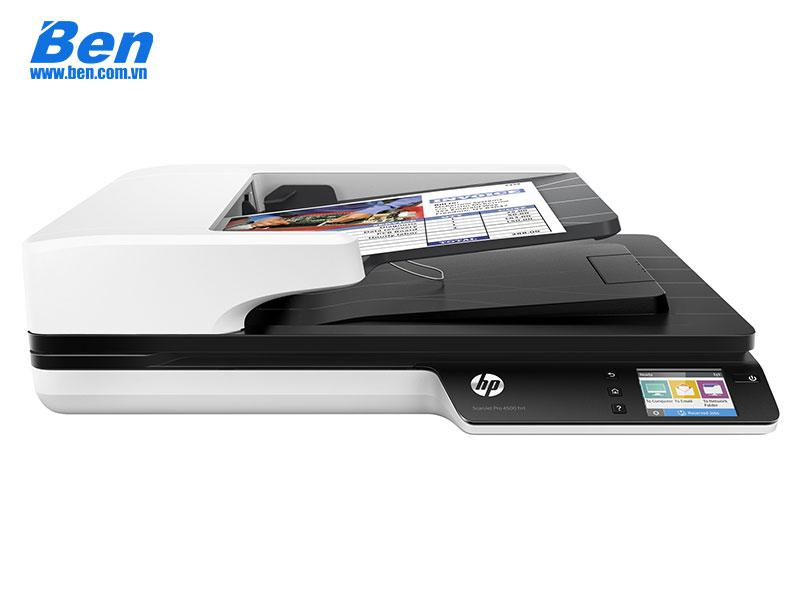 HP Scanjet PRO 4500Fn1 Flatbed Scanner (L2749A )
