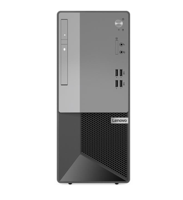 PC Lenovo V50T (11HD0011VA)/ Intel Core i3-10100 (3.60GHz, 6MB)/ Ram 4GB DDR4/ HDD 1TB/ DVDRW/ Intel UHD Graphics/ Wifi/ Key & Mouse/ DOS/ 1Yr