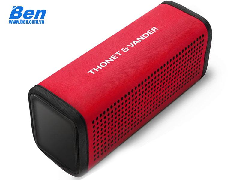 Loa Bluetooth Thonet & Vander Frei (RED)