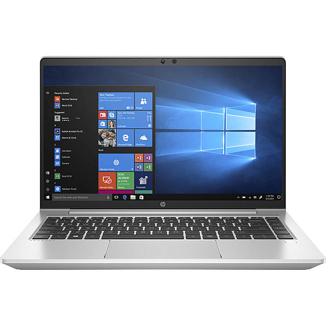 Laptop HP ProBook 440 G8 (2H0R5PA)/ Silver/ Intel Core I3-1115G4 (up to 4.10GHz, 6MB)/ 4GB RAM/ 256GB SSD/ Intel Graphics/ 14 inch HD/ WC+BT+WL/ Fingerprint/ 3 Cell/ Win 10/ 1 Yr