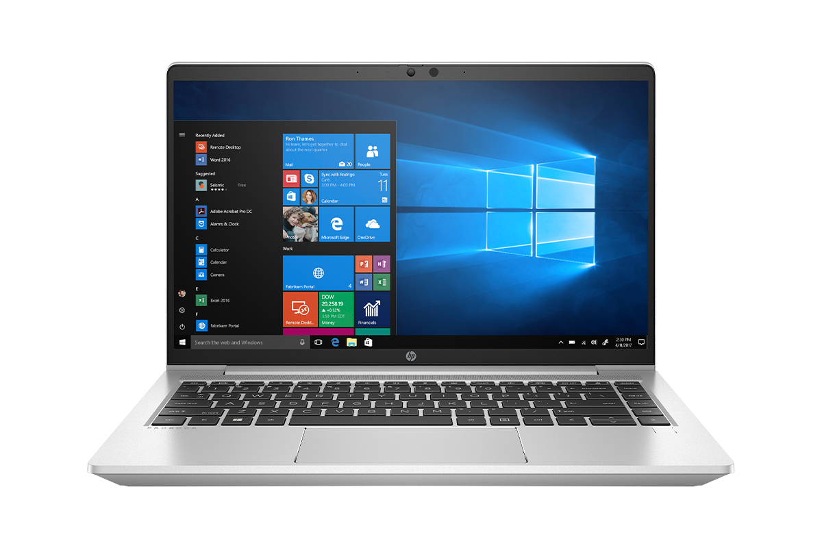 Laptop HP ProBook 440 G8 (2Z6G9PA)/ Silver/ Intel Core I3-1115G4 (up to 4.10GHz, 6MB)/ 4GB RAM/ 256GB SSD/ Intel Graphics/ 14 inch HD/ WC+BT+WL/ Fingerprint/ 3 Cell/ FreeDos/ 1 Yr
