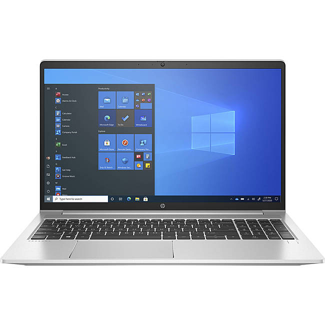 Laptop HP ProBook 450 G8 (2Z6K7PA)/ Silver/ Intel Core I5-1135G7 (up to 4.2GHz, 8MB)/ 4GB RAM/ 256GB SSD/ Intel Graphics/ 15.6 inch FHD/ WC+BT+WL/ Fingerprint/ 3 Cell/ FreeDos/ 1 Yr