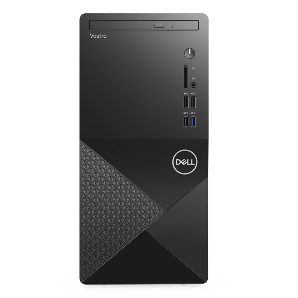 PC Dell Vostro 3888 (70226499)/ Intel Core i3-10100 (3.60GHz, 6MB)/ Ram 4GB/ HDD 1TB/ Intel UHD Graphics/ Wifi +BT/ Key + Mouse/ McAfeeMDS/ Win10H/ 1Yr