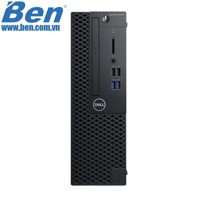 Dell Optiplex 3070SFF (3070SFF-9500-1TBKHDD)/ Intel Core i5-9500 (3.00GHz, 9 MB)/ Ram 4GB/ HDD 1TB/ Intel UHD Graphics/ DVDRW/ Key & Mouse/ Ubuntu/ 1Yr