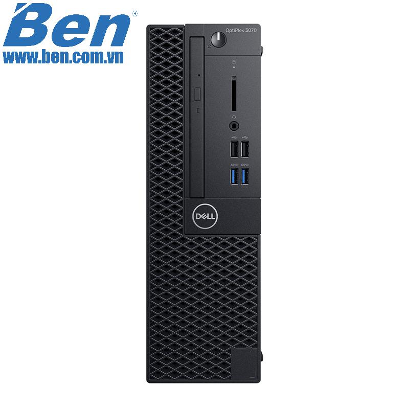 Dell Optiplex 3070SFF (3070SFF-9500-8G1TBKHDD)/ Intel Core i5-9500 (3.00GHz, 9MB)/ Ram 8GB/ HDD 1TB/ Intel UHD Graphics/ DVDRW/ Key & Mouse/ Ubuntu/ 1Yr