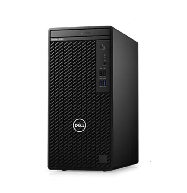 PC Dell OptiPlex 3080 Tower (42OT380009)/ Intel Core i5-10500 (3.10GHz, 12MB)/ Ram 8GB(1X8GB) DDR4/ SDD 512GB/ Intel UHD Graphics/ DVDRW/ Key + Mouse/ Fedora/ 3Yrs