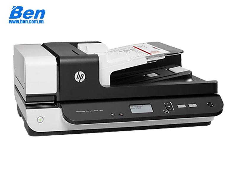HP Scanjet Ent Flow 7500 ( L2725B) Flatbed Scanner