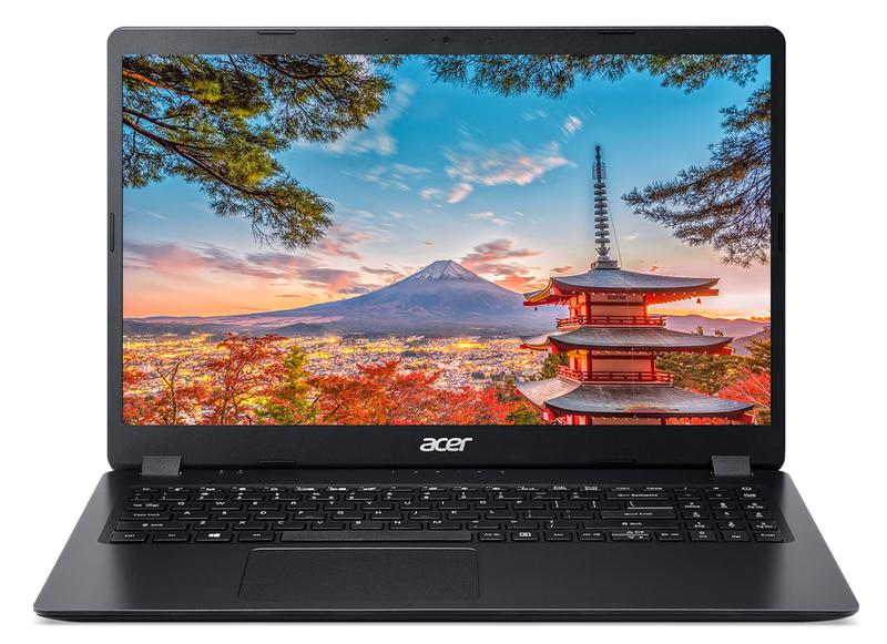 Laptop Acer Aspire 3 A315-23-R8BA (NX.HVUSV.001)/ Silver/ AMD Ryzen R3 3250U (2.60 GHz,4MB)/ RAM 4GB DDR4 on board/ SSD 256GB/ Intel UHD Graphics/ 15.6 inch FHD/ Win 10/ 1Yr