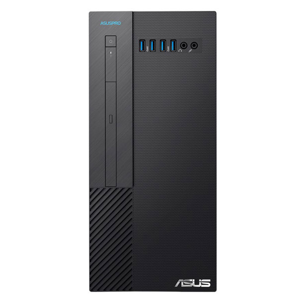 ASUS D3401SFF-I39100011D/ Black/ Intel core i3-9100 (3.6GHz, 6MB)/ Ram 4GB/ HDD 1TB/ Intel UHD graphics/ DVDRW/ Key + Mouse/ DOS/ 2Yrs