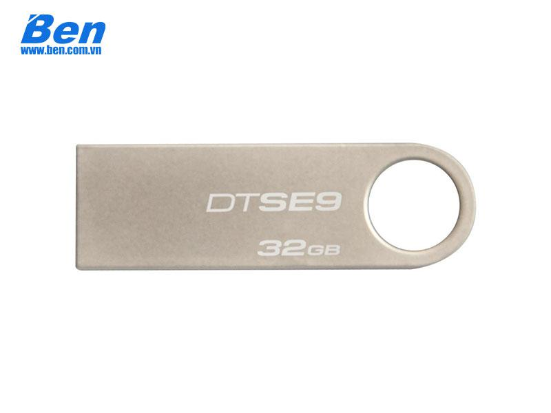USB Kingston 32GB 2.0 DTSE9 (DTSE9H/32GB)