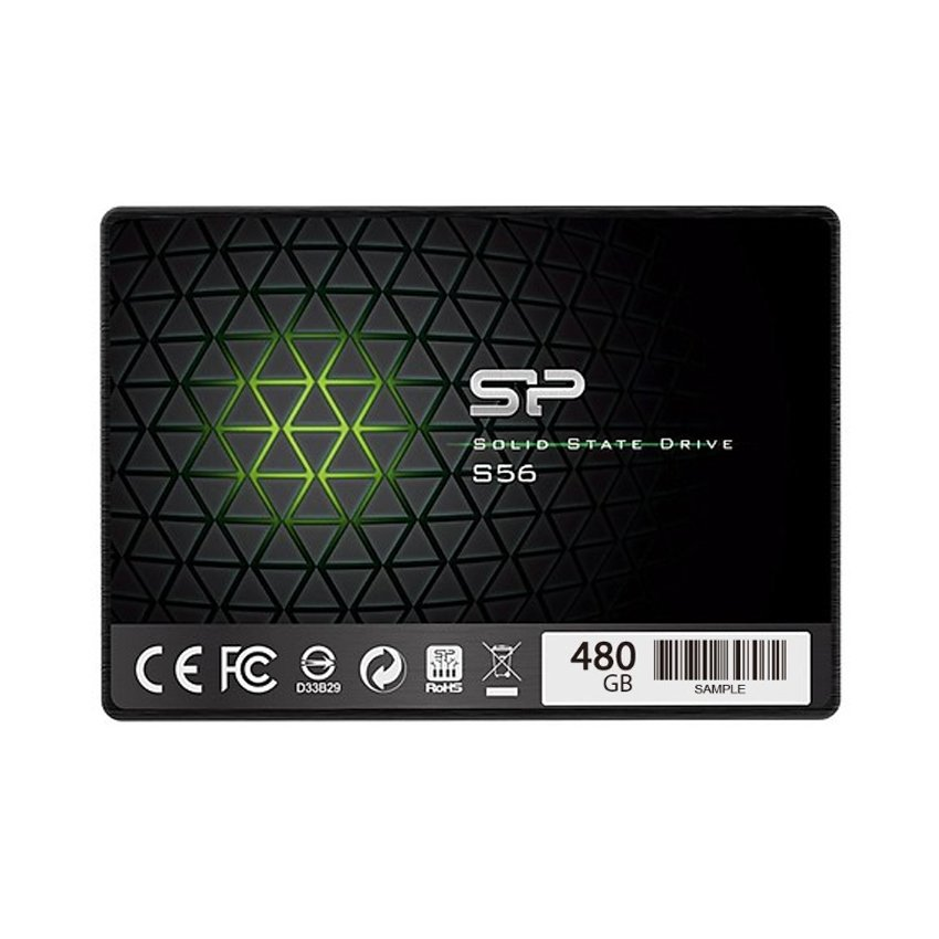 Ổ cứng gắn trong SSD SILICON POWER S56 480GB SATA3 6Gb/s 2.5 inch