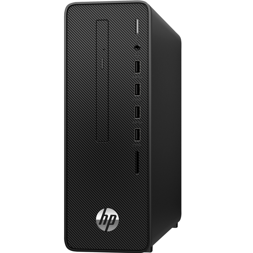 Máy tính để bàn HP 280 Pro G5 SFF (2E9P0PA)/ Intel Core i3-10100 (3.60GHz, 4MB)/ Ram 4GB/ SSD 256Gb/ Intel UHD graphics/ Wlac/ Bluetooth/ Mouse & Key/ Win10/ 1Yr