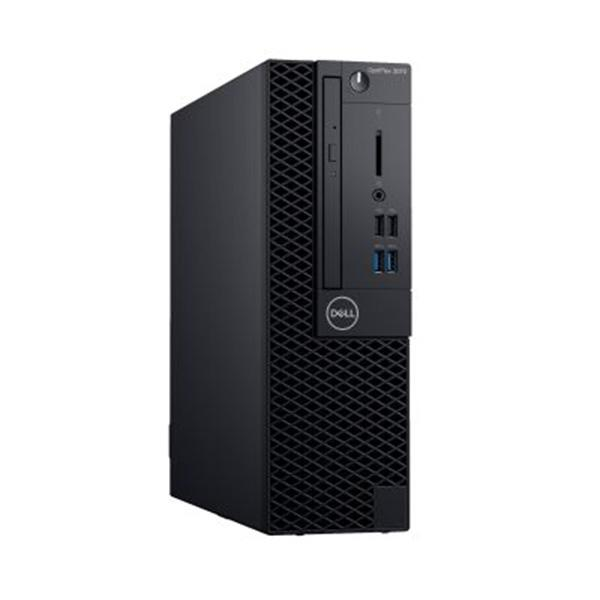 Dell OptiPlex 3070SFF (3070SFF-9500-1TB3Y)/ Intel Core i5-9500 (3.00GHz, 9MB)/ Ram 4GB DDR4/ HDD 1TB/ DVDRW/ Intel UHD Graphics/ Ubuntu/ 3Yrs
