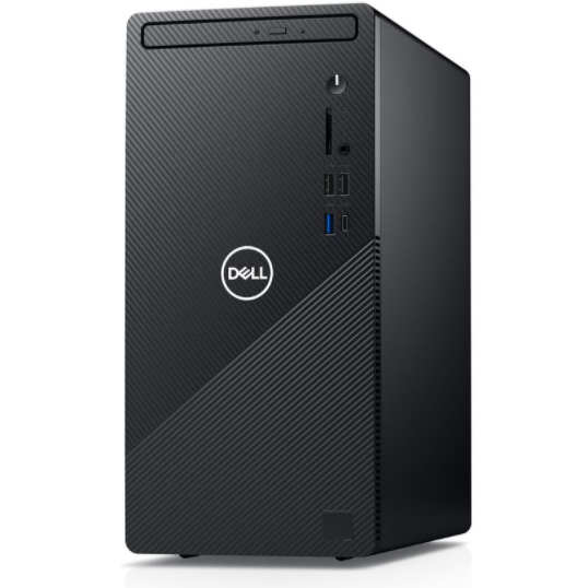 PC Dell Inspiron 3881 MT (42IN38D005)/ Intel Core i7-10700F (2.90GHz, 16MB)/ Ram 16GB(1x16GB) DDR4/ SSD 512GB/ NVIDIA GeForce GTX 1660 SUPER 6GB GDDR6/ Wifi + BT/ No DVD/ Key + Mouse/ WIN 10SL/ 1Yr
