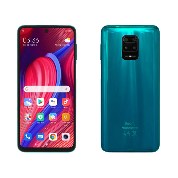 Xiaomi Redmi Note 9S 64Gb (Blue)- 6.67Inch/ 64Gb/ 2 Sim