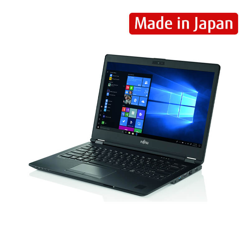 Laptop Fujitsu LIFEBOOK U749 (42LU7490001)/ Intel core i5-8265U (1.60GHz, 6MB)/ Ram 8GB DDR4/ SSD 512GB/ Intel UHD Graphics/ 14.0 inch HD/ PalmSecureModule/ 4Cell/ No OS/ 1Yr
