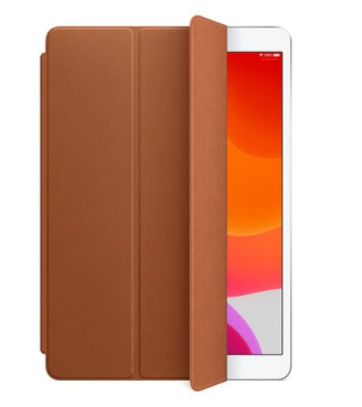 Vỏ iPad 10.2 & Air 3 10.5 inchs Leather Smart Cover Saddle Brown