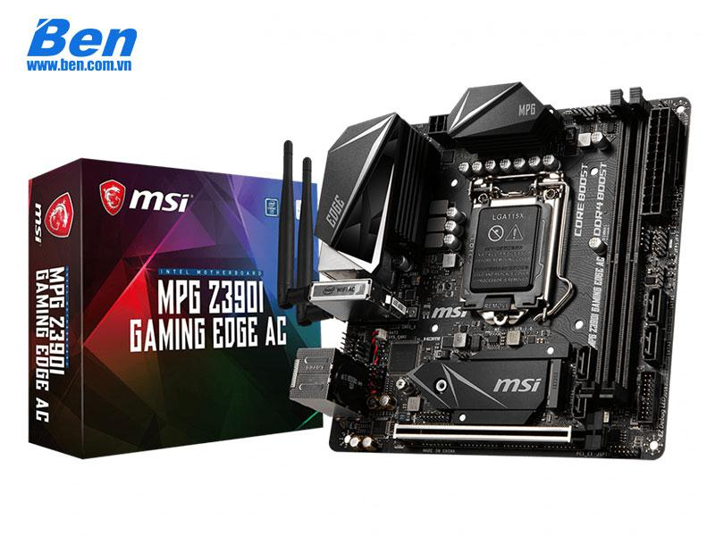 Mainboard MSI MPG Z390i GAMING EDGE AC