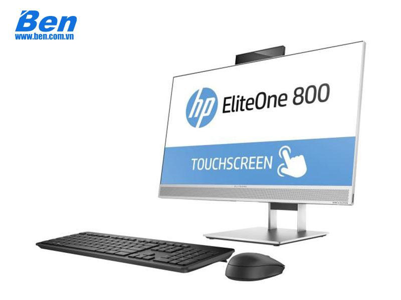 All in one HP EliteOne 800 G4 (4ZU47PA)/ Touch/Intel Core i7-8700 (3.2GHz, 12MB)/ RAM 8GB DDR4 2666MHz/HDD 1TB 7200rpm/ Radeon RX 560 4GB/ 23.8 inch FHD touch/ Win 10 Pro 64/ 3 Year onsite