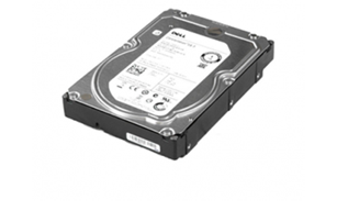 ổ cứng máy chủ Dell HDD 1TB 7.2K RPM SATA 6Gbps Entry 3.5in Cabled Hard Drive