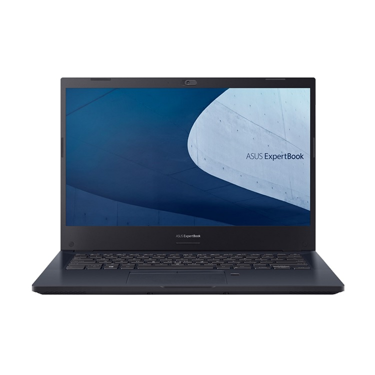 Latop  Asus ExpertBook P2451FA-EK1620T/ Black/ Intel core  i5-10210U (1.60GHz, 6MB)/ Ram 8GB/ SSD 512GB/ Intel UHD Graphics/ 14.0 inch FHD/ FP/ Mouse/ Win10/ 2Yrs