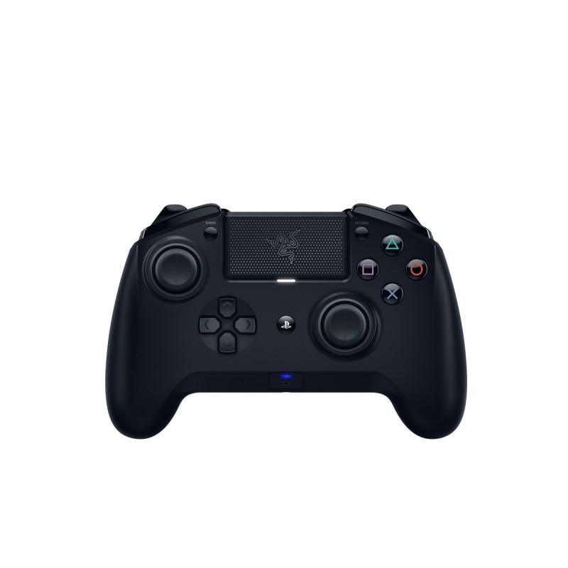 Tay cầm chơi game Razer Raiju PS4 Tournament Edition (đen)